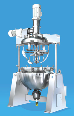 405 SB Inline SLIM Food/Powder Wetting System